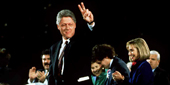 20th anniversary of Bill Clinton's election