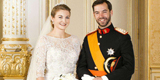 Luxembourg Royal Wedding