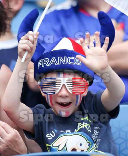 Le Havre: FIFA Women World Cup Match France - Brazil