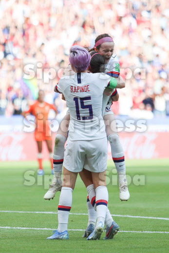 FRA : WOMEN'S WORLD CUP USA VS NETHERLANDS