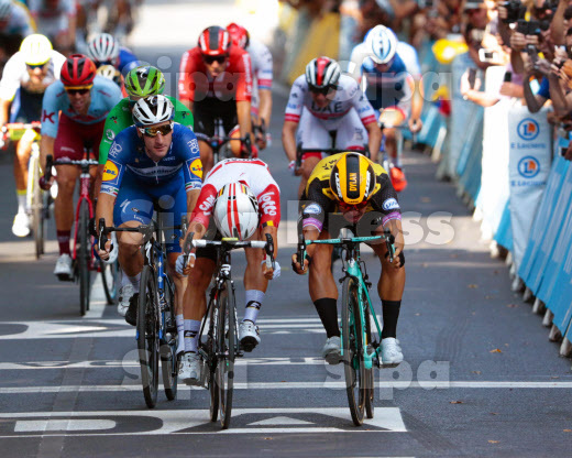 Tour de France, Stage 11, Albi - Toulouse, France - 17 Jul 2019