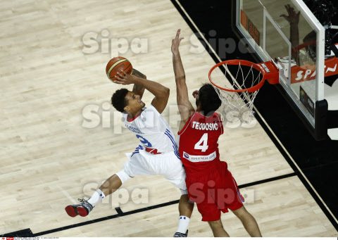 Spain Basketball World Cup