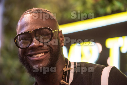 DEONTAY WILDER YORKSHIRE